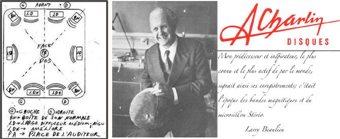 Les disques A. Charlin