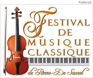 Festival de musique classique de Pierre-de-Saurel