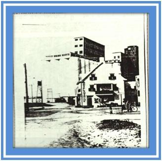 Hôtel du Marché 1934 A.N.O Sorel-Tracy