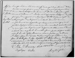 Angélique Welles née -1800