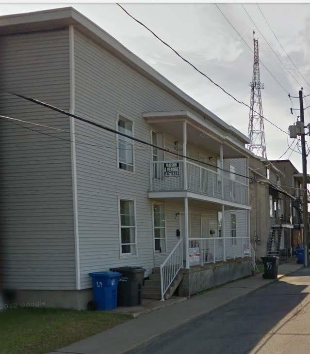 Maison à deux logements 69/71 rue De La Reine lot 670