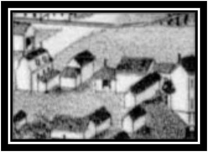 Maison J S Kennedy Vue à Vol D'Oiseau  Sorel 1881 A.N.0.