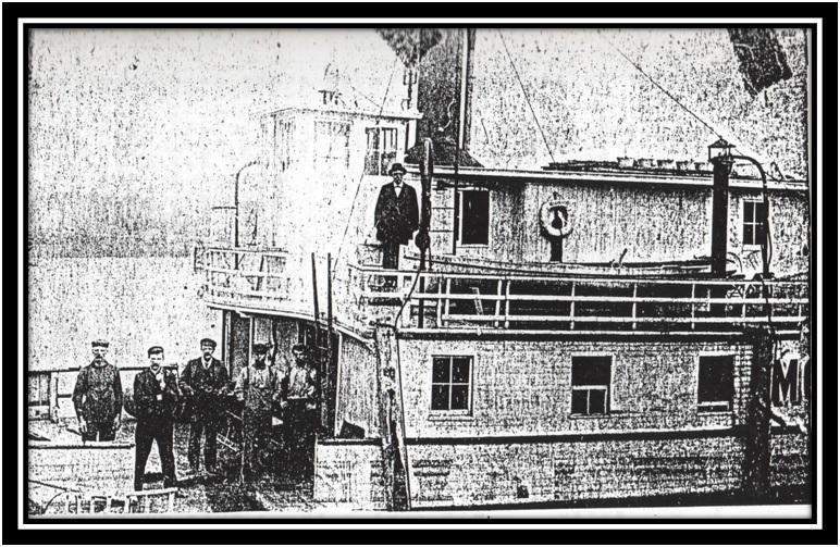 Port de Sorel en 1911-5