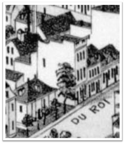 Hôtel du marché 23 25 rue Du Roi lot 466 -2