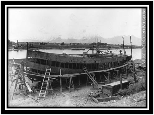 Pontbriand en 1910 Archives du Musée McCord 2