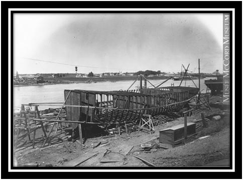 Pontbriand en 1910 Archives du Musée McCord