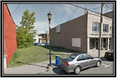 Google Mapp 2009 Hôtel Pelletier  53 rue Augusta  lot 460
