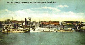 CHANTIERS DU GOUVERNMENT