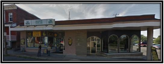 Google Mapp 2013 Aujourd'hui le magasin Propac