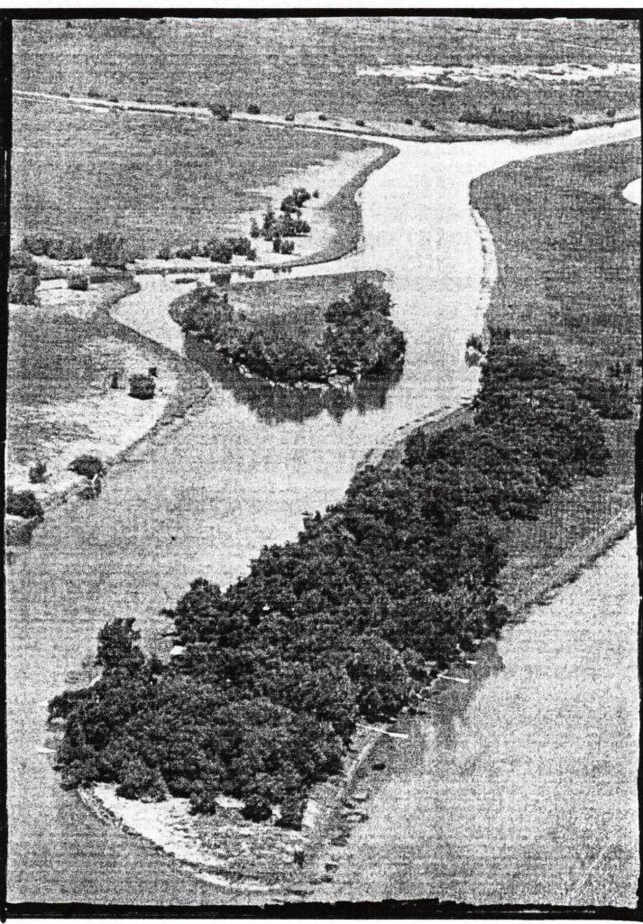2-Ile de Rouche en 1970