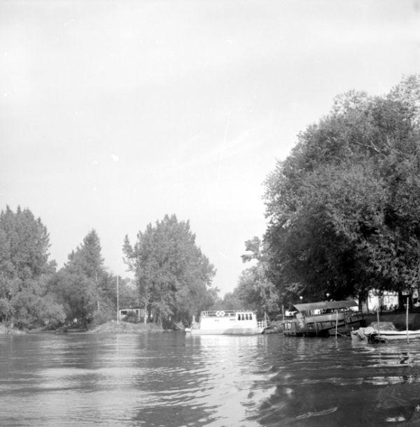 7-Chenal de l'Ile aux Fantômes 1960