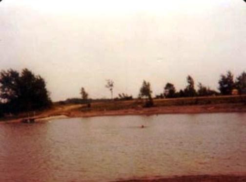 12-Plage Méthot à St-Louis en 1970