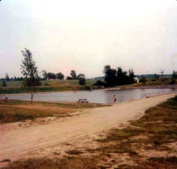 13-Lac Méthot à St-Louis baignade 1970