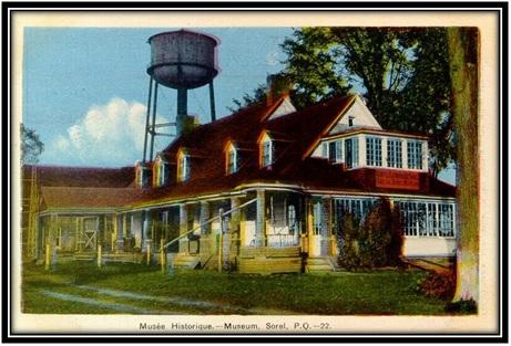 On voit le vieil aqueduc sur cette photo date de 1913
