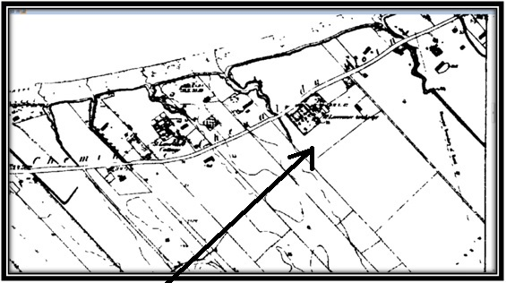 Cartes et plans Setwell 1868-1869 Archives Nationales du Canada Lieu où étaient la maison et la ferme expérimentale St-Laurent