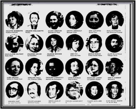 Le Riviera le 5 février 1974 Archives Nationales du Québec