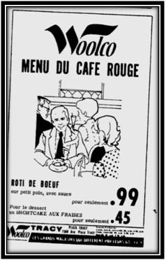 Le Riviera le 1 janvier 1974 Archives Nationales du Québec