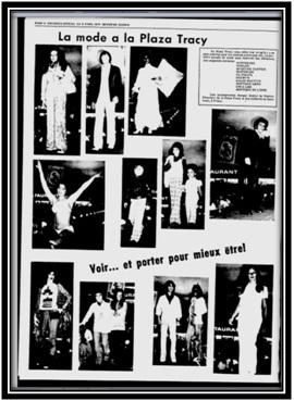 Le Riviera le 2 mars 1974 Archives Nationales du Québec