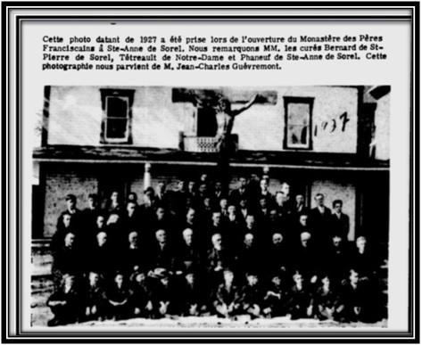 Journal La Voix 11 juillet 1967 Archives Nationales du Québec
