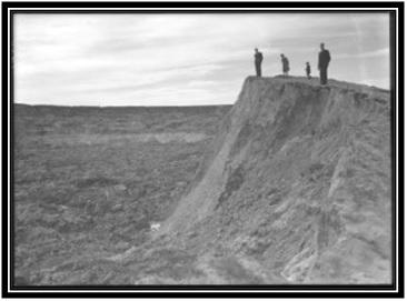 Glissement de terrain Saint-Aimé 1945 -10