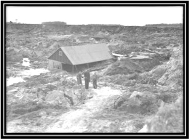 Glissement de terrain Saint-Aimé 1945 -12