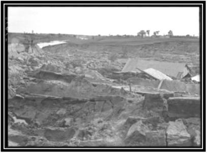 Glissement de terrain Saint-Aimé 1945 -13