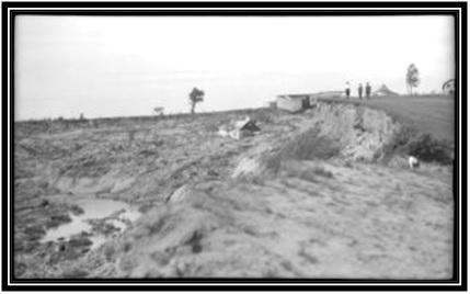 Glissement de terrain Saint-Aimé 1945 -14