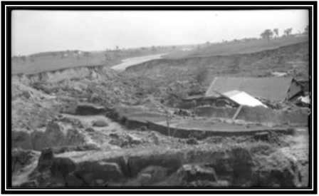 Glissement de terrain Saint-Aimé 1945 -15