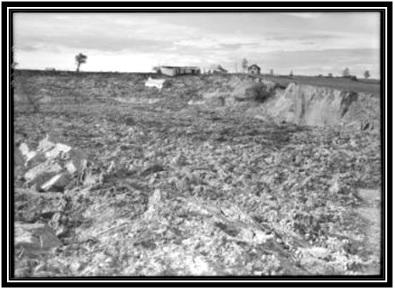 Glissement de terrain Saint-Aimé 1945 -17
