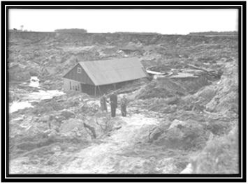 Glissement de terrain Saint-Aimé 1945 -21