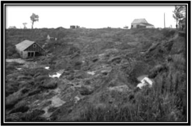 Glissement de terrain Saint-Aimé 1945 -6