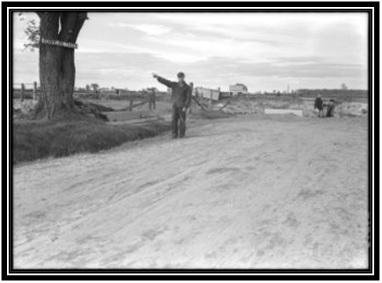 Glissement de terrain Saint-Aimé 1945 -9
