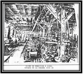 LA GUERRE 1914-1918 A SOREL 4