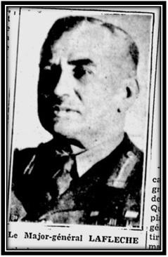 Le Major J R Laflèche 2