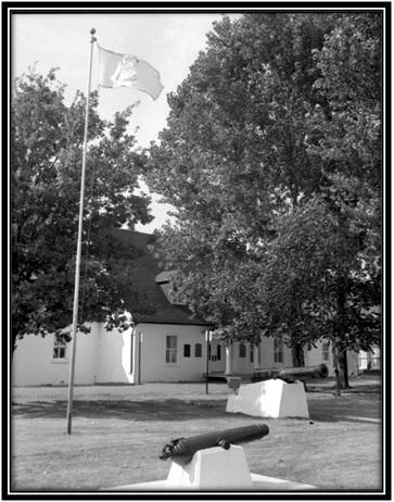 Les canons de la Maison des Gouverneurs 9